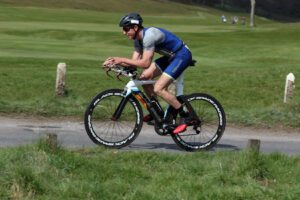 Harry Smith in The Huntsman Tri Standard distance