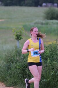 Katrina White featuring in Race 1 of the Upton Summer Series