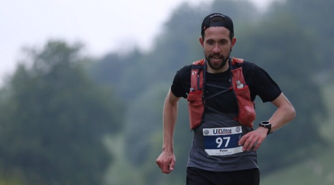 Pete Thompson on song in 100k debut at South Downs