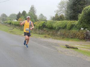 Stu Glenister in Ferndown 10k