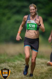 Emma Caplan in Thunder Run 24 Hour