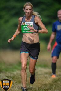 Emma Caplan featuring in Thunder Run 24 Hour