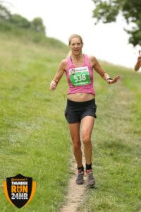 Emma Caplan taking on Thunder Run 24 Hour
