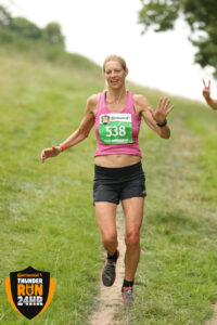 Emma Caplan gives her all at Thunder Run 24 Hour