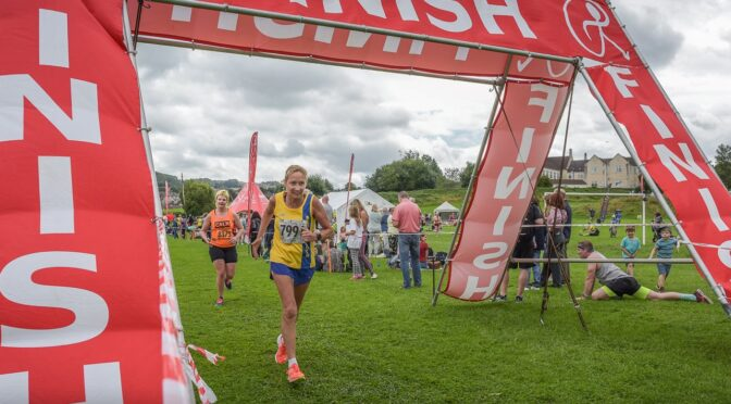 Heather Khoshnevis digs in to seal category win in Two Tunnels Marathon