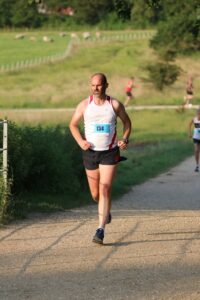 Ian White in action in the Upton Summer Series Race 4