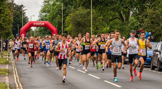 BAC stars exude excellence at Eastleigh 10k