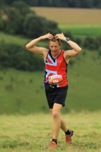 Stu Glenister does the Mobot Summer Larmer 8 Mile