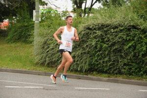 Ant Clark in the Maidenhead Half Marathon