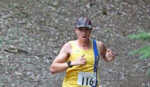 Harry Smith in the Shere Half Marathon