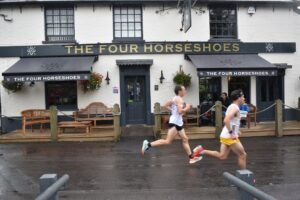 Tag powers along in the Lordshill 10k
