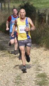 Simon Hunt makes his mark in the Black Hill 10k