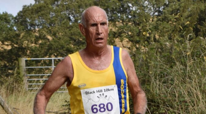 Simon Hunt goes back to Black Hill