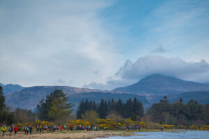 Ultra Tour of Arran scenic view